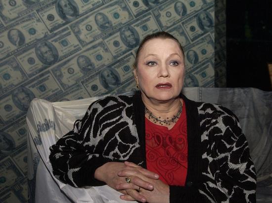 Актриса Нина Русланова попала в больницу