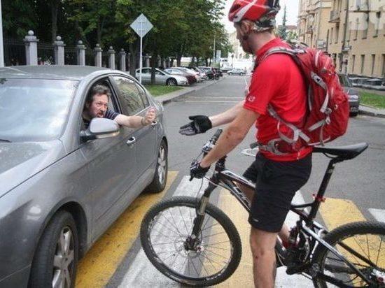 30 велосипедистов пострадали на дорогах Кировской области в 2018 году