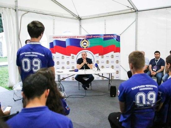 Рашид Темрезов анонсировал «машуковцам» кадровый проект КЧР