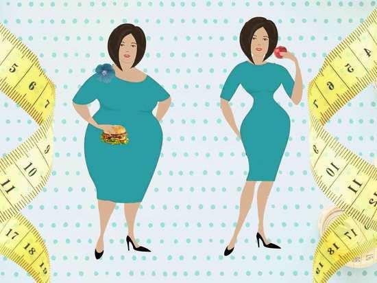 Как меняется организм во время похудения