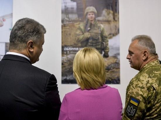 Порошенко объявил, что армия государства Украины будет сильнейшей вевропейских странах