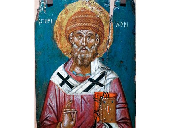 Десница святителя Спиридона Тримифунтского: в Россию прибыла уникальная реликвия