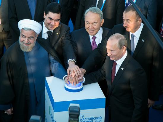 Каспийский прорыв: море поделили и по-дружески, и по справедливости
