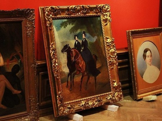 Картины Брюллова теперь можно увидеть во Владивостоке
