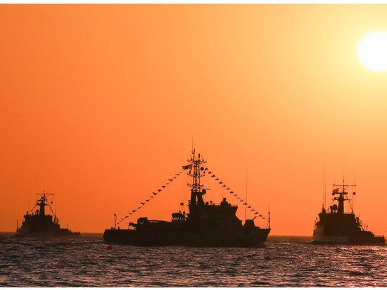 Флот Казахстана отметил свое 25-летие