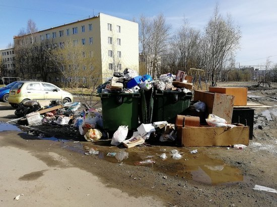 Карельские мусорщики снова бунтуют против регионального оператора