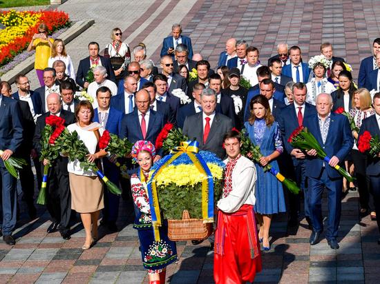 День независимости Украины: запутанная история праздника