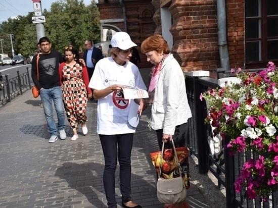 Работники филиала «Владимирэнерго» провели акцию «Вору НЕТ!»