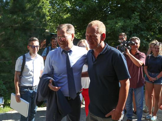 Дружба народов: в Астрахань прибыла немецкая делегация