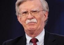 Джон Болтон на встрече с Николаем Паьрушевым передал предупреждение российской стороне  о намерении США нанести новый удар по Сирии, который будет более сильным, чем предыдущие американские удары по Арабской Республике