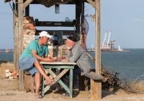 Никоненко сыграл крымского татарина на стройке века
