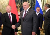 Лукашенко напомнит Путину о кредите в $400 млн