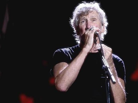 Украинцы пообещали сжечь экс-лидера Pink Floyd Уотерса за российский Крым