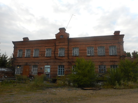 В Барнауле изобрели технологию создания фальшивых памятников архитектуры
