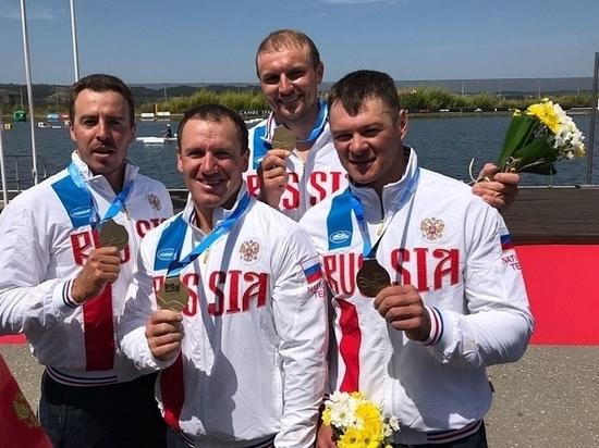 Спортсмен из Приморья взял «золото» на чемпионате мира