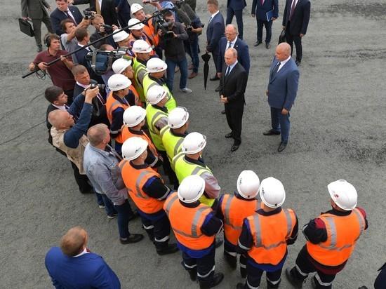 На встрече с Путиным кемеровских шахтеров «прорвало»