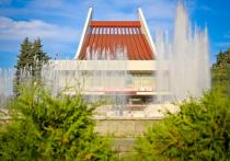Open air Музыкального театра  «Встречаемся у фонтана» - программа