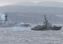 СМИ: Россия развернула мощнейшую группировку кораблей в Сирии