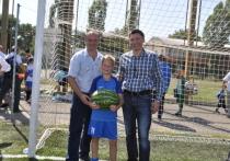 Юные ставропольцы выиграли футбольный турнир, но приз поделили