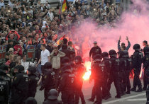 Оппоненты Меркель назвали причину беспорядков в немецком Хемнице