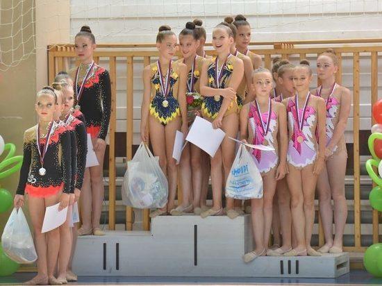 Кировские гимнастки завоевали 16 медалей