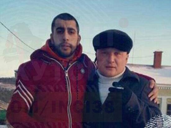 Опубликовано фото авторитета Жданчика, застреленного при нападении на военный эшелон