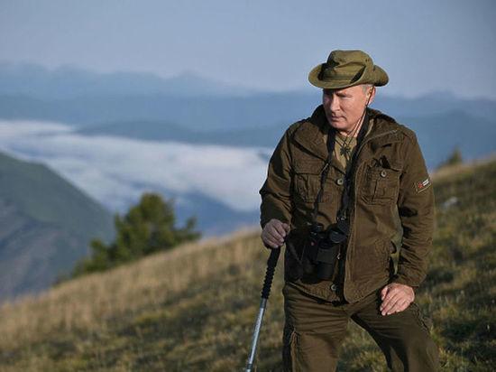 Почему Путин не показал торс на отдыхе в Туве