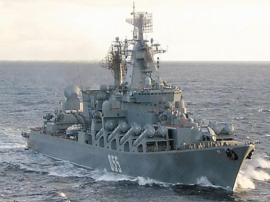 Россия развернула в Средиземном море мощную группировку