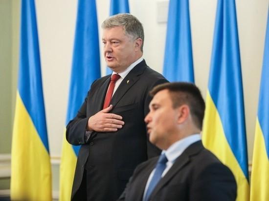 Порошенко потребовал от Кремля возместить ущерб за