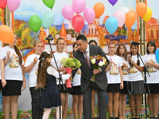 Губернатор Тверской области принял участие в торжествах в Свято-Успенском монастыре