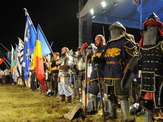 В Сербии прошел уникальный рыцарский фестиваль