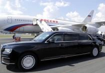 """Министр также объяснил, почему в машине президента нет """"финтифлюшек"""""""