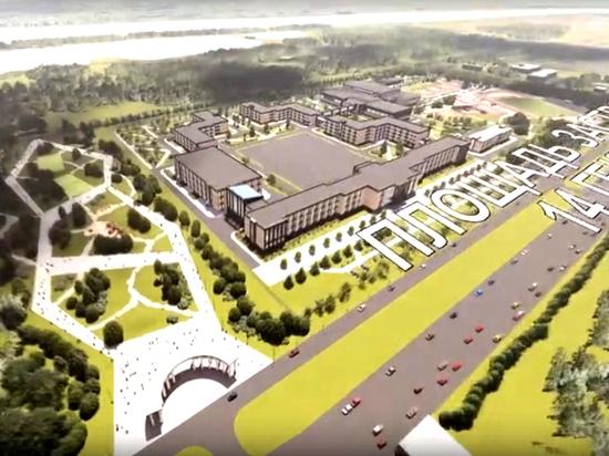 В 2019 году в Кузбассе будет открыто президентское кадетское училище