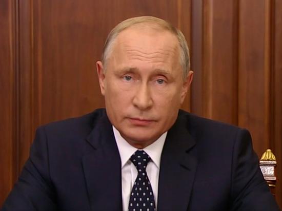 Решение Путина по пенсиям далось президенту непросто