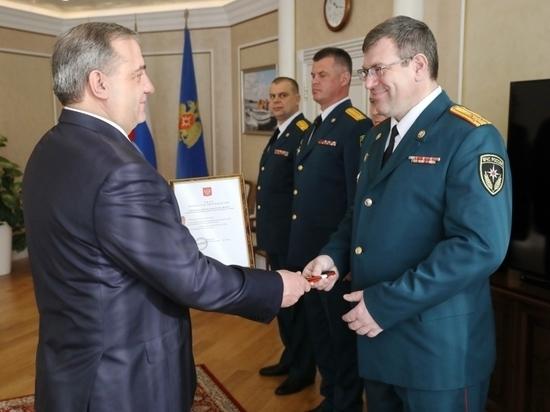 Владимир Путин уволил главу МЧС Томской области Михаила Бегуна