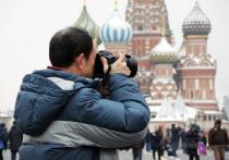 Москва названа вторым по популярности у фотографов городом