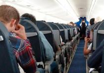 Пассажир рейса из Москвы в тайский Бангкок устроил пьяную драку в салоне самолета