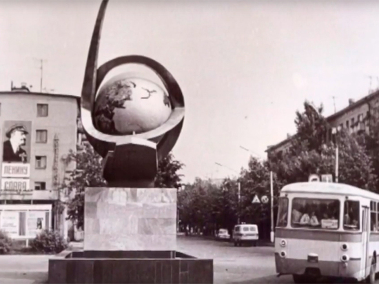 Память о «Союзе-Аполлоне» восстановлена: королевцы отреставрировали монумент «шарик»