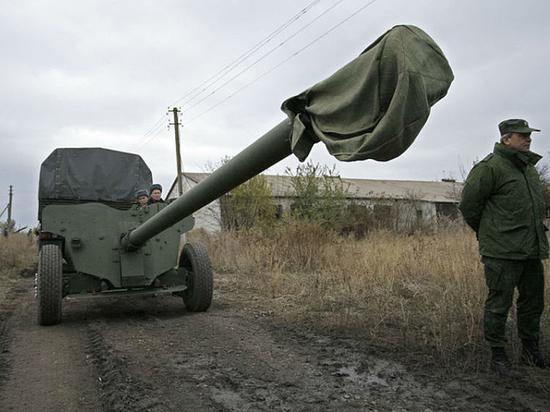 На Донбассе расформировали спецназы