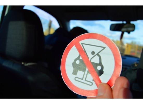 В сентябре на территории Серпухова водителей проверят на трезвость