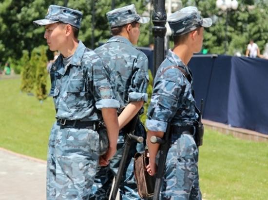 Почему у алматинских полицейских отобрали патрульные машины