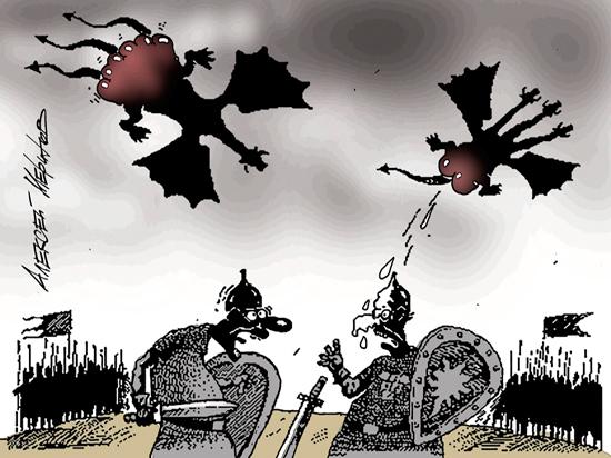 США попытались натравить на Россию ВТО