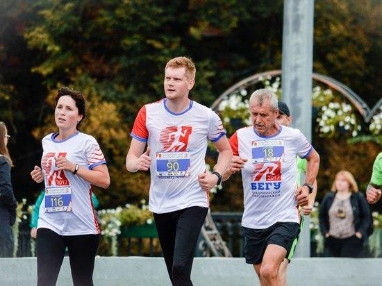 Владимирцы готовятся к празднику бега