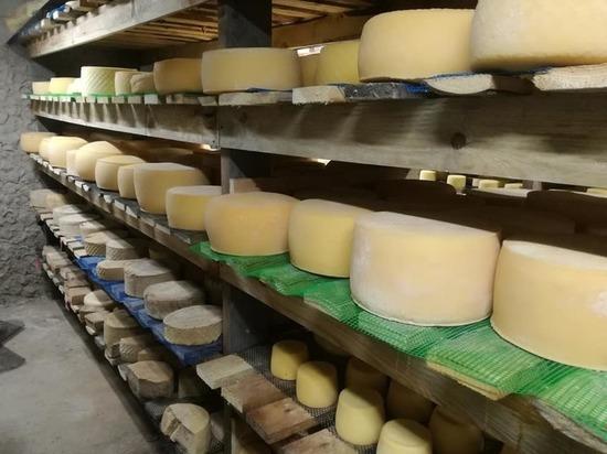 Настоящий смоленский сыр из цельного молока и… любви