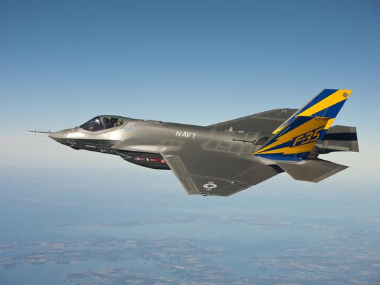 Детище коррупции: в России раскритиковали американский F-35
