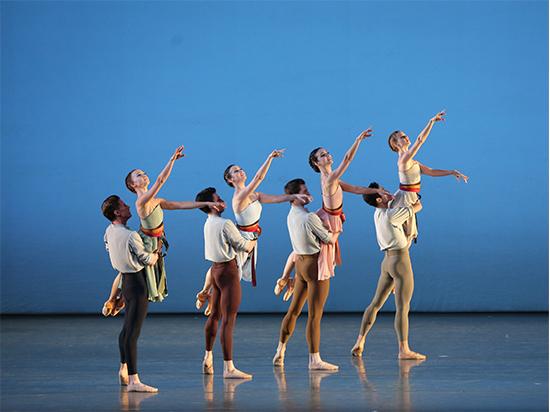 Что покажут Сити-балет и АБТ