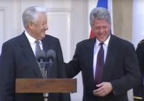 Ельцин сообщил Клинтону, что Путин