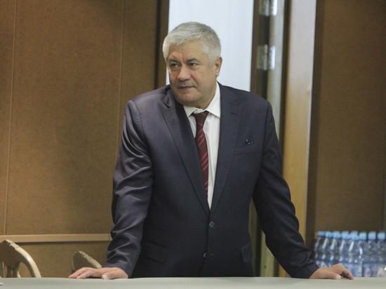 Колокольцев представил нового главу МВД республики Крым