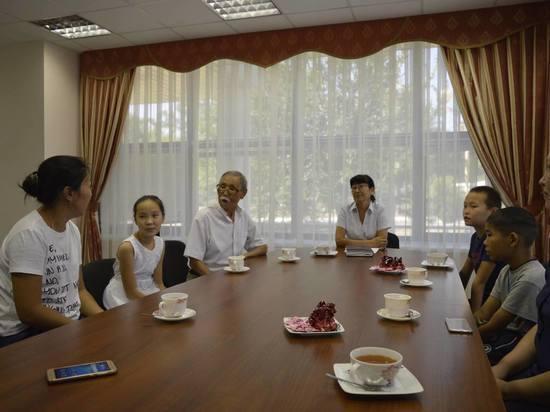 Юные таланты из Калмыкии будут учиться в Перми