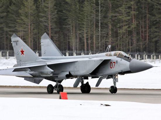 Разведку у российских границ за неделю провели 22 летательных аппарата
